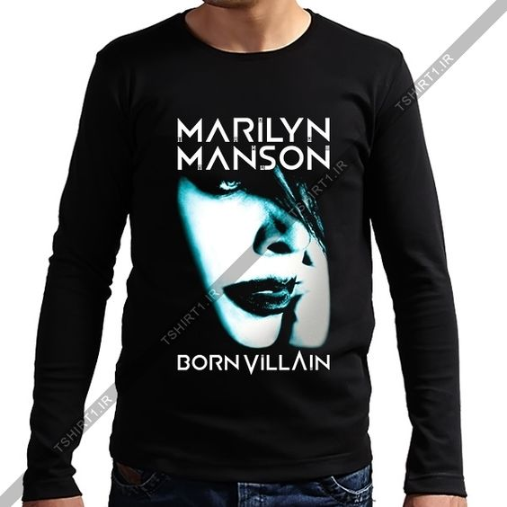 marilyn manson long sleeve t shirts and long sleeve on. Black Bedroom Furniture Sets. Home Design Ideas