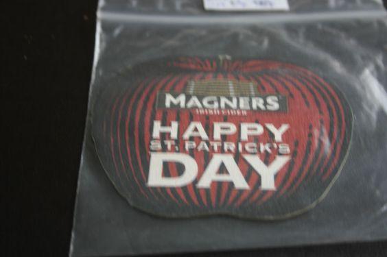 2012 Beermat Bulmers Cider (Magners) Cat 1102 (2B63 9/14)