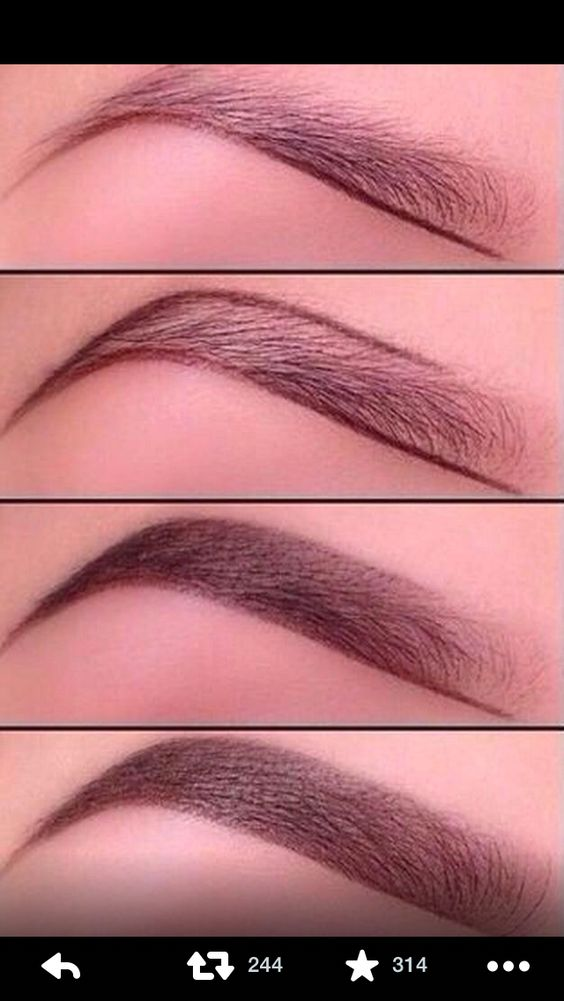 I'm abit obsessed with eyebrows.. I won't go out unless mine are perfect lol