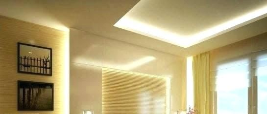 Led Strip Light W Remote Control False Ceiling Ceiling Lights Living Room Living Room Lighting
