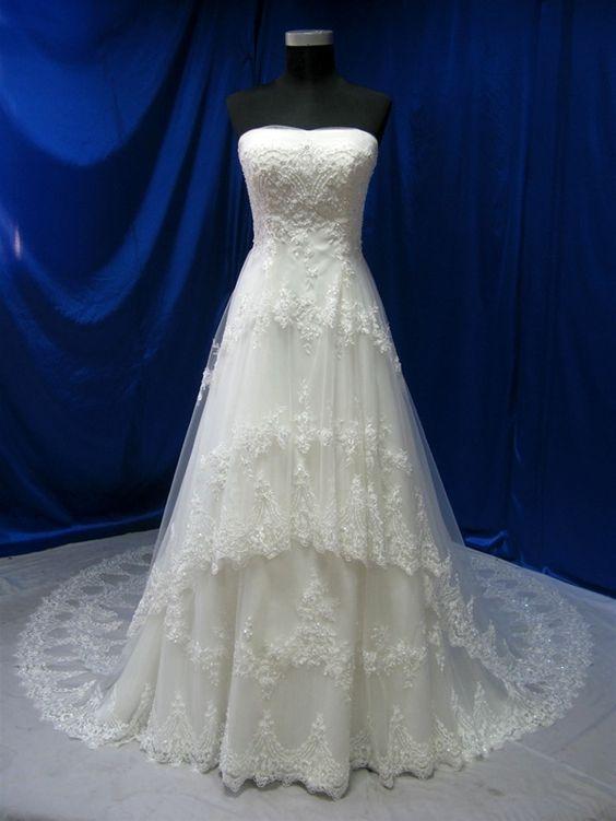can get matching bolero jacket ...Wedding Dress Fantasy - Vintage Inspired Wedding Dress - Available in Every Color 6, $699.00 (http://www.weddingdressfantasy.com/vintage-inspired-wedding-dress-available-in-every-color-6-1/)