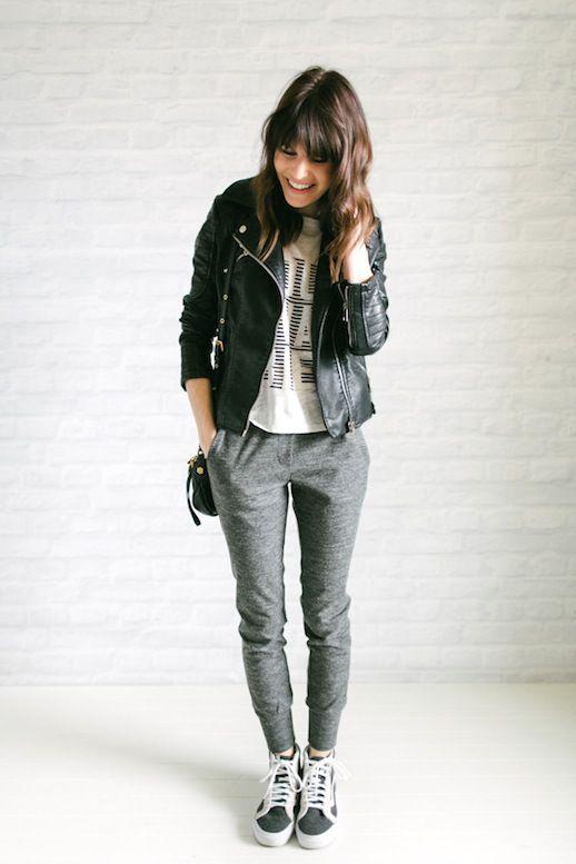 How To Wear Jogger Pants | Le Fashion | Bloglovin'