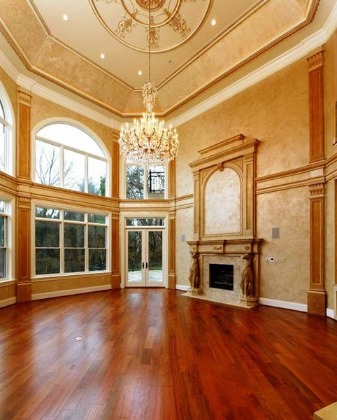 James McDonald Architects, From 5,000 Sq Ft to 7,500, Belview, Fireplace Room