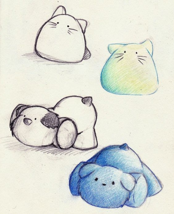 Simple Cute And Cool Drawing Cutie Pie Pinterest
