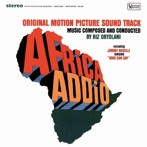 Riz Ortolani - Africa Addio / I Mercenari