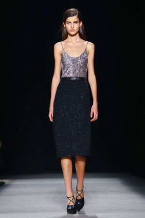 Narciso Rodriguez Ready To Wear Fall Winter 2015 New York - NOWFASHION