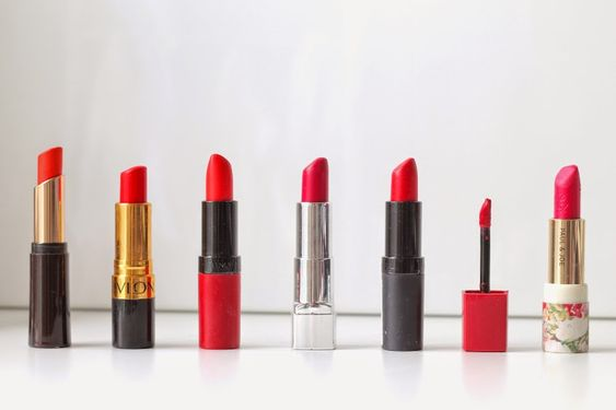 bright lipsticks for all skintones #ayelined #beauty #lipstick