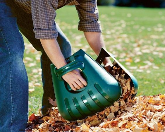 """""""extensores de mano"""". Moldeado de peso ligero, polipropileno de alta calidad, que se adaptan a cualquier tamaño de mano con comodidad, lo que le permite recoger rápidamente hierba, hojas y montones de maleza."""