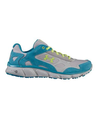 Love this Aluminum Grit Off-Road Trail Running Shoe by Under Armour® on #zulily! #zulilyfinds