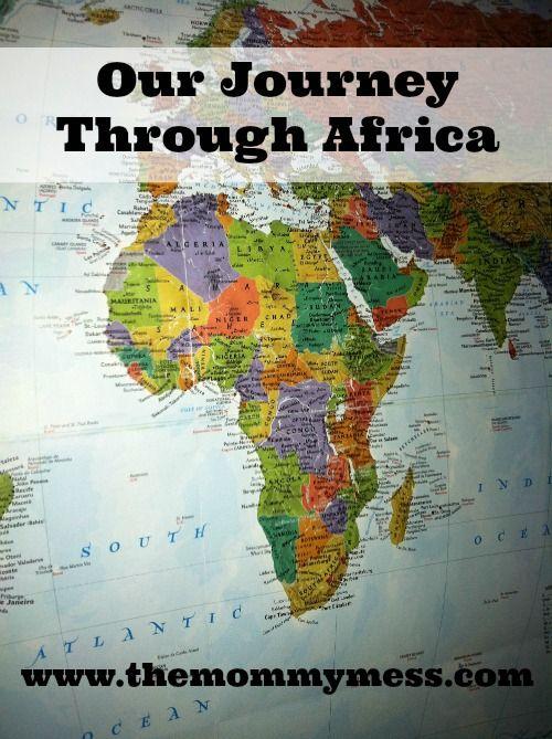 Curriculum – Exploring Africa