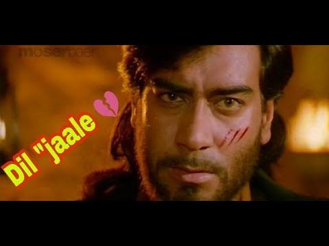 Diljale 1996 Ajay Devgn Sonali Bendre Madhu Blockbuster 90 S Action Movie Youtube Action Movies 90s Action Movies Movies Online