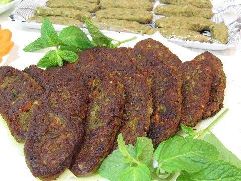 كباب عدس وجبة سهله وبسيطة لاصحاب الدخل المحدود Youtube Eid Food Middle Eastern Recipes Cooking