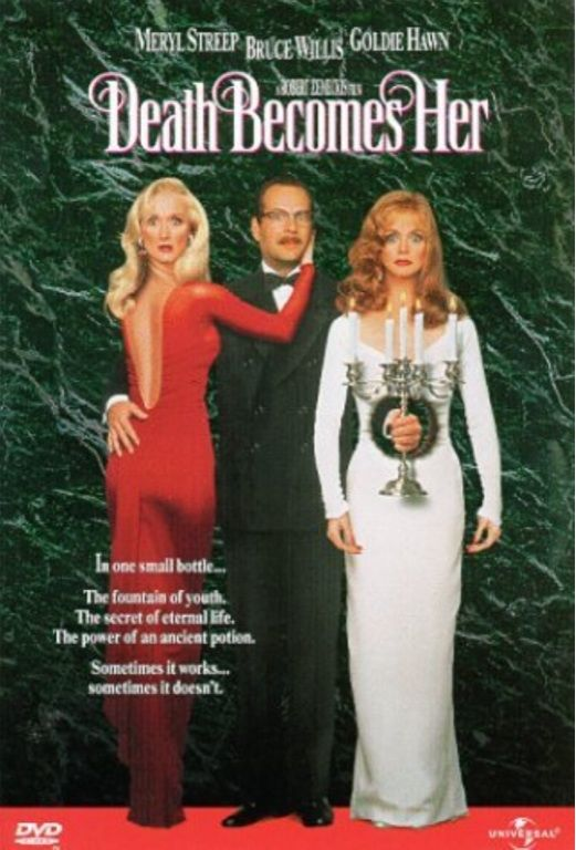 Death Becomes Her  Morbidly Hilarious!