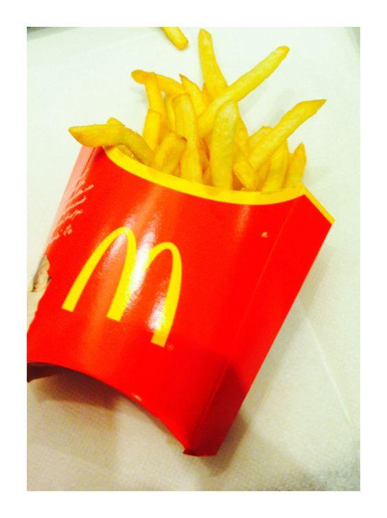 Altijd goed! McDonalds