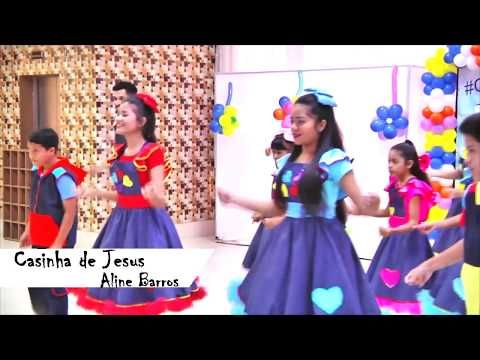 Youtube Louvor Infantil Aline Barros Infantil Coreografia