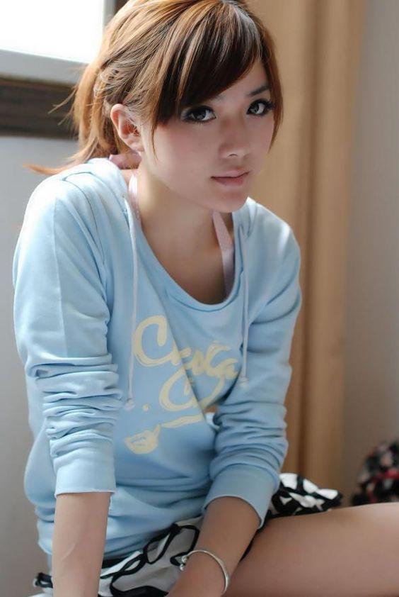 Beauty girl #asian