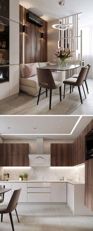 24 Kitchen Modern Interior That Will Inspire You interiors homedecor interiordesign homedecortips