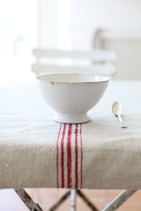 Dreamy Whites: Antique French Cafe Au Lait Bowls.....Pale and Interesting....Decorate....
