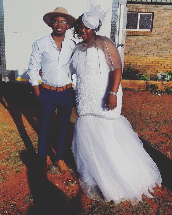 Congratulations to Jabu Thwala now Jabu Mntungwa for your marriage. May God con