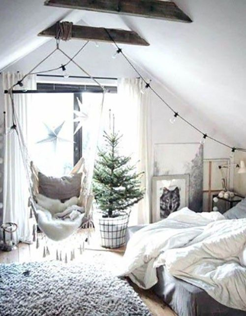 Staying In A Large City Packed With Bustle Is Certainly Very Easy To Worry You Out Consequently Turning L In 2020 Hanging Chair Cheap Home Decor Bedroom Inspirations