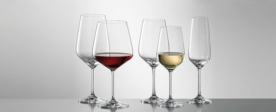 Love these Zwiesel Fortissimo wine glasses!