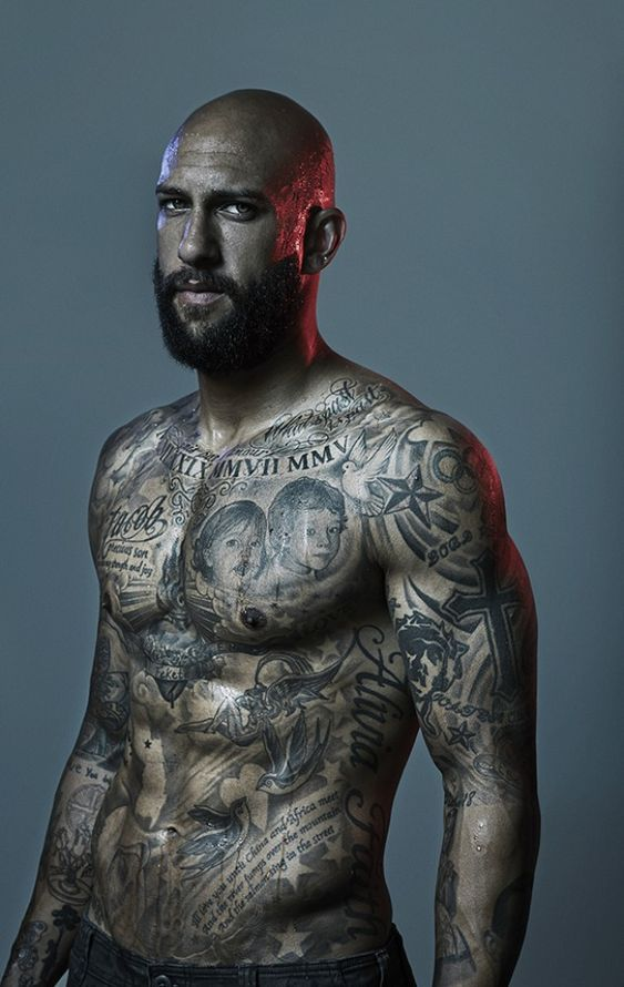 Tim Howard Tattoos : howard, tattoos, Randall, Slavin, Photography, Inked, Tattoo, Sleeve, Tattoos