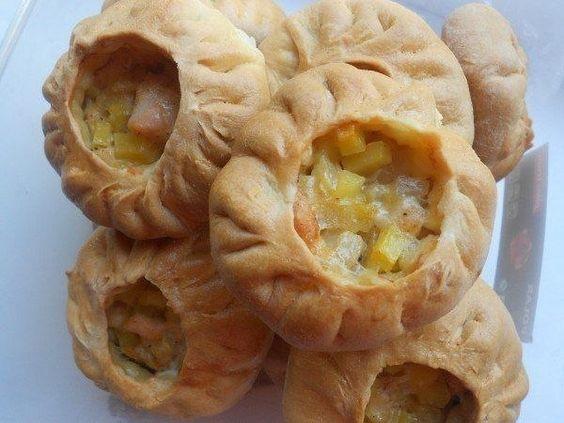 Фото к рецепту: Татарские пирожки