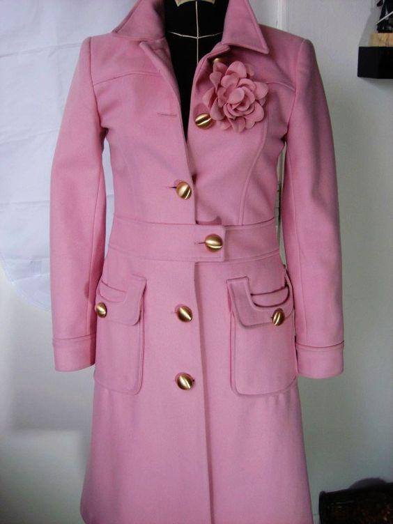 The Pink Coat Lorelai Gilmore Girls Pink Edward An