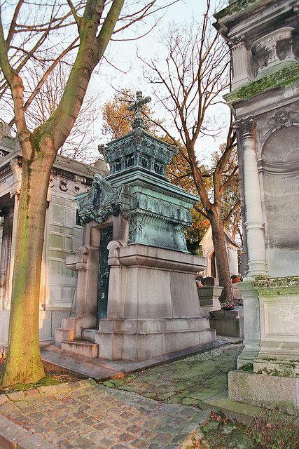 Paris Père Lachaise 18 | by paspog