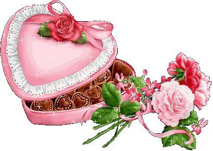 Imagenes GIF con movimiento de rosas