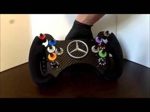 Volant Mercedes Amg Gt3 Par F1simgames Mercedes Amg