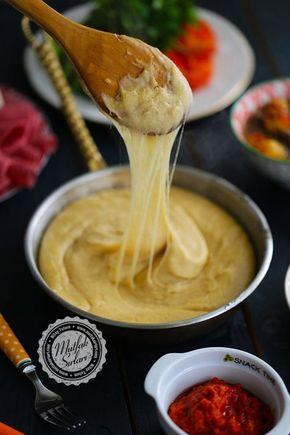 Muhlama (Kuymak), Gastronómia Turca
