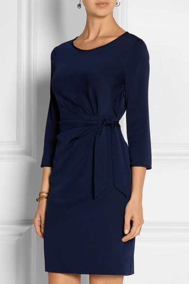 Diane von Furstenberg Stretch-Jersey Dress