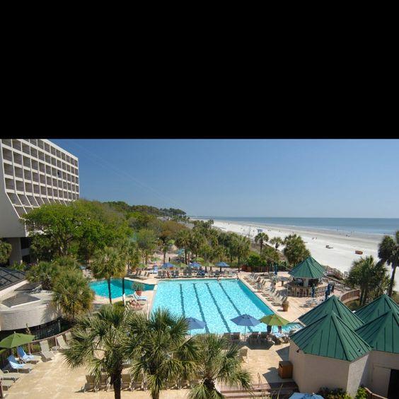 Hilton Head, South Carolina!  Every year!