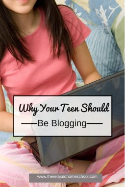 Student Blogs: Why your teen should have a blog!