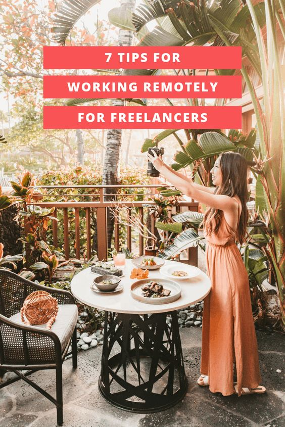 Remote Work Tips 94596