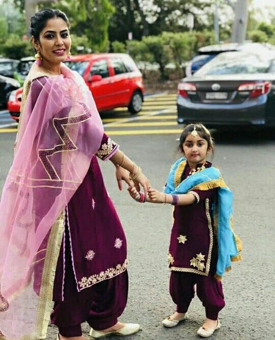 ee9bf5e1d7f8f86b64028409fa3c8e2d Punjabi Dress for Kids- 30 Best Punjabi Outfits for Children