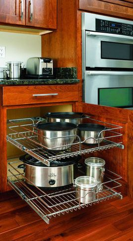 Cabinet And Drawer Organizers