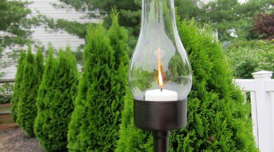 Comment bricoler une lanterne avec presque rien!