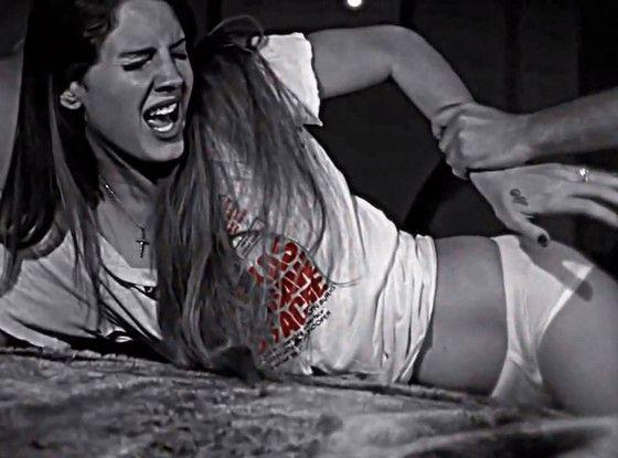 Lana Del Rey Gets Raped by Eli Roth in Shocking Short Film Starring Marilyn Manson  Lana Del Rey