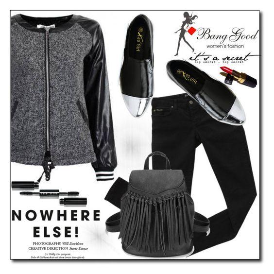 """Banggood 4 / V"" by esma178 ❤ liked on Polyvore featuring Bardot, Bobbi Brown Cosmetics, Chanel and vintage"