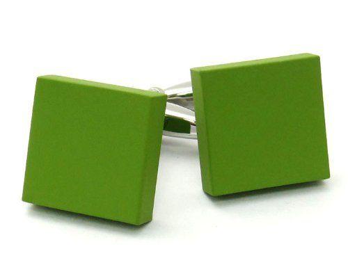 Green Cufflinks by Cuff-Daddy Cuff-Daddy. $33.99. Made by Cuff-Daddy. Arrives in hard-sided, presentation box suitable for gifting.