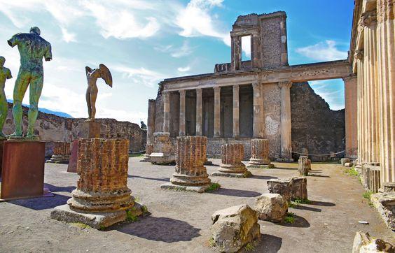 Pompeii tours Italy