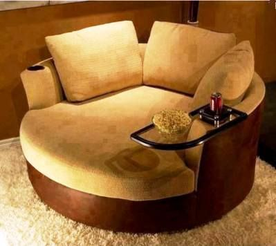 Cuddle Couch........ I need this, I so love to cuddle!