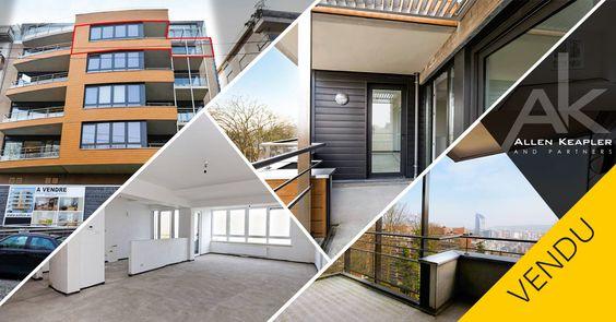 VENDU - Allen Keapler vous annonce que l'appartement 3 chambres sur la colline de Cointe est vendu. D'autres de nos clients cherchent ce type de bien. Vous souhaitez vendre votre appartement, contactez-nous au 04 277 17 07.