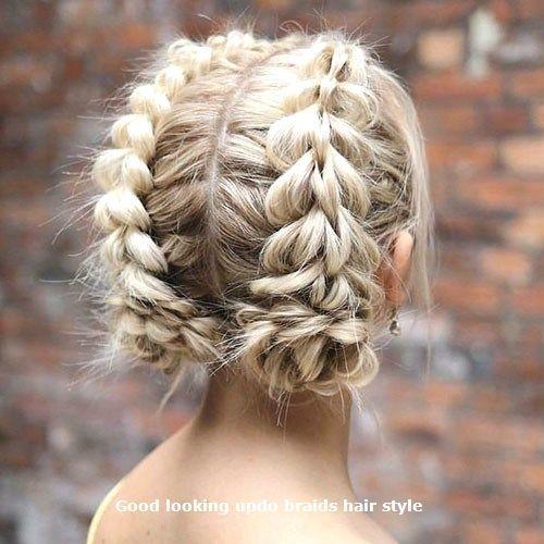 How To Cute Braided Hairstyles Braided Hairstyles On Yourself Braided Hairstyles Pinterest Black Girl Braided Ha Kurze Haare Zopfe Kurze Haare Frisur Ideen