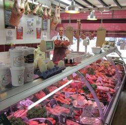 Prince & Sons of Horsell, near Woking, is a true family business and has been supplying local residents with fresh (never frozen) meat, poultry and game for nearly 40 years. http://localfoodbritain.com/surrey/shops/butchers/prince-and-sons-family-butchers/