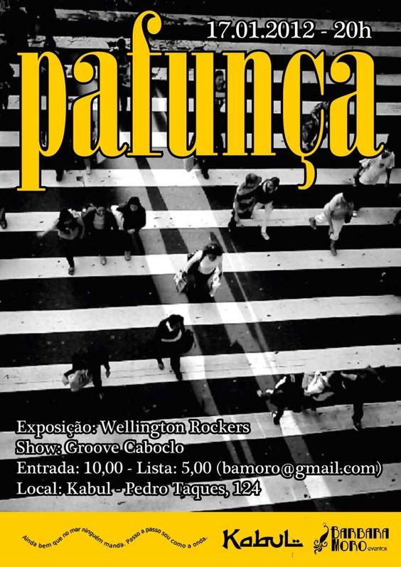 """10,00 Contos ou CINCÃO na ListAmiga (a amiga da lista: bamoro@gmail.com) ARTISTA: Wellington Rockers http://www.flickr.com/people/wellington_rockers/ EXPOSIÇÃO: White Night White Heat Esta é uma seleção de fotos que traz a São Paulo em tons de cinza, preto e branco. Sob a luz e a sombra, o caos e a calmaria... objetos e intervenções urbanas... espelhos quebrados,...<br /><a class=""""more-link"""" href=""""https://catracalivre.com.br/geral/agenda/barato/pafunca-no-kabul/"""">Continue lendo »</a>"""