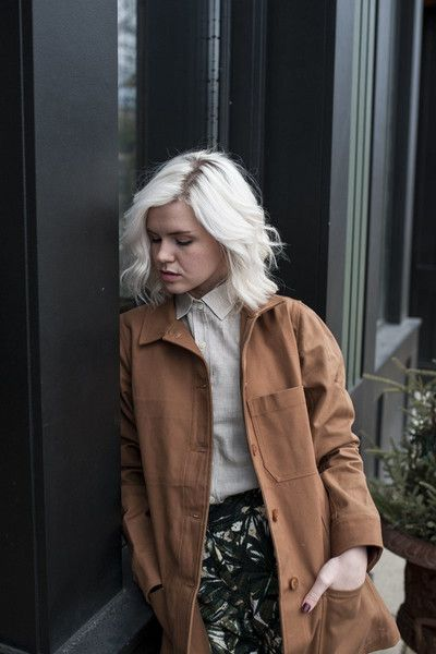 Tradlands | The Robyn Chore Coat