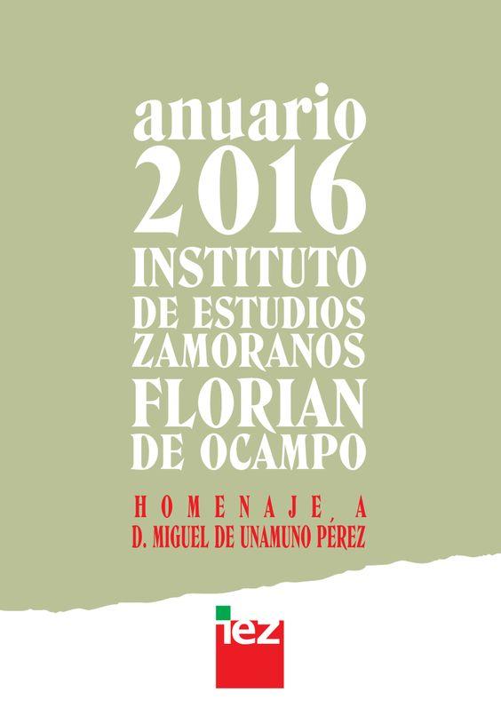 """anuario Instituto de Estudios Zamoranos """"Florián de Ocampo - Búsqueda de Google"""